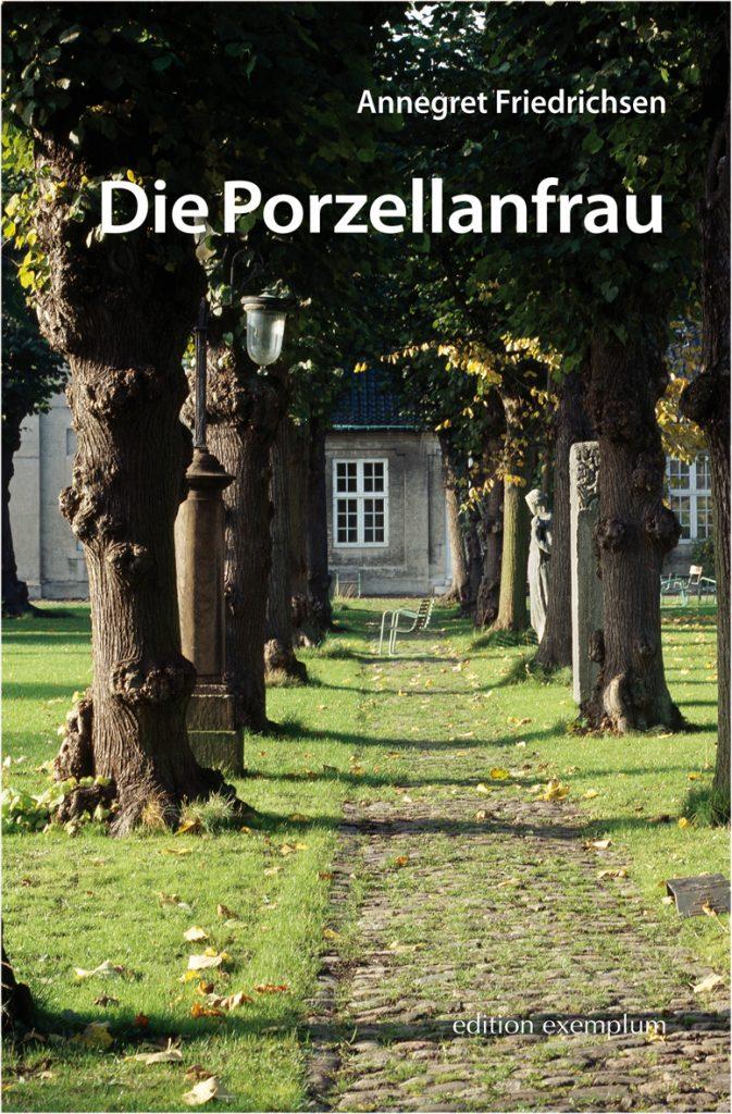 Umschlagfoto vom Museumshofgarten: Klemp & Woldbye, Designmuseum Dänemark.